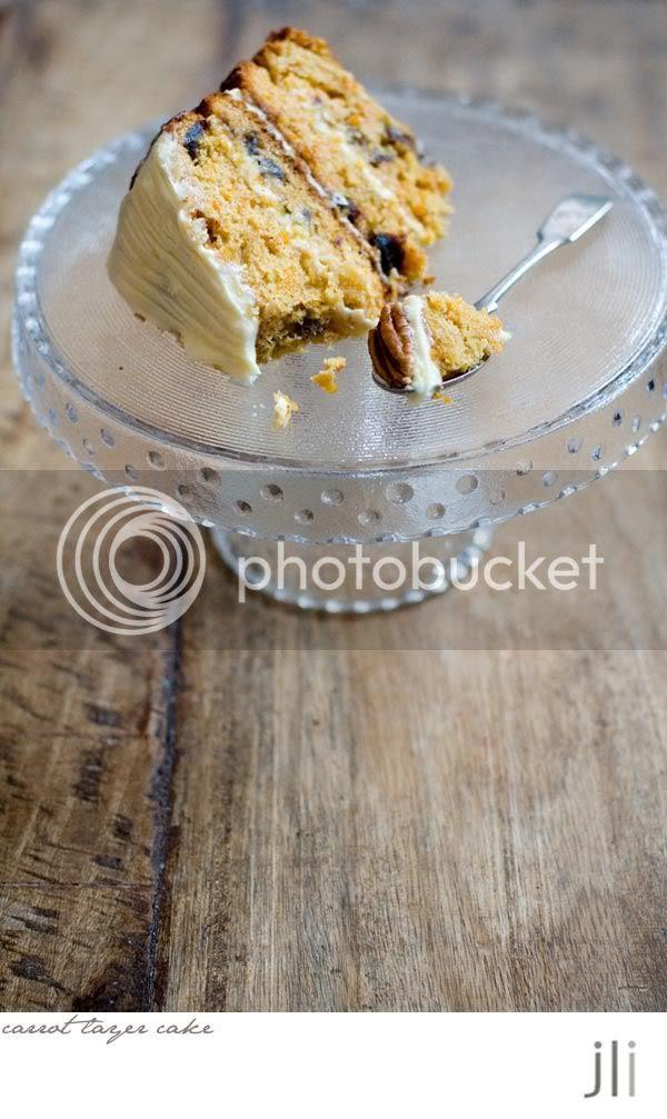 carrot layer cake