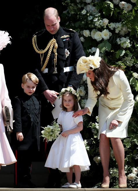 Photos of Prince William With His Kids at the Royal