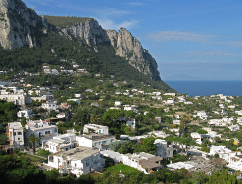 Capri Italy Tourist Information and Travel Guide