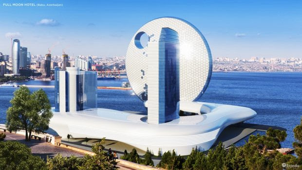 The Most Amazing Hotels Never Built