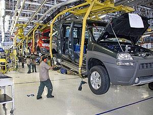 fábrica da fiat (Foto: Divulgação)