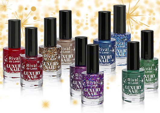 Luxury Nail Collection von Rival de Loop