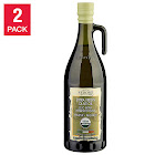Redoro USDA Organic Extra Virgin Olive Oil 750 ml, 2-Pack