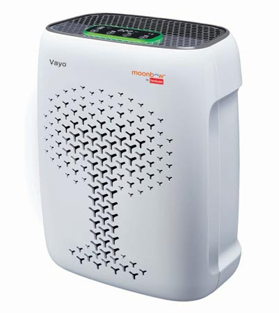 Moonbow by Hindware introduces Vayo Room Air Purifier