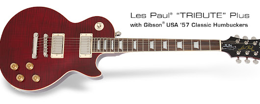 Tribute Les Paul Standard