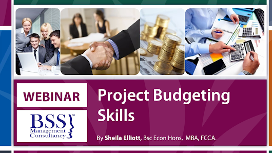 Budgeting Skills For Effective Fundraising - Webinar 9 July 2015 - Official Blog | BSS Management Consultancy
