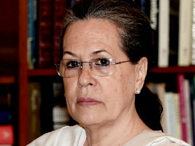 File image of UPA chairperson Sonia Gandhi. PTI