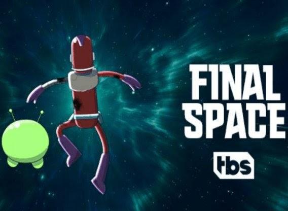 FINAL SPACE TEMPORADA 1 HDTV SUB ESPAÑOL TORRENT