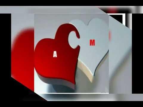 حرف M مكتوب عليها شعر Shaer Blog