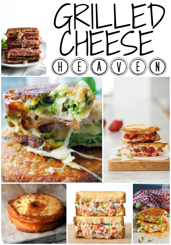 Grilled Cheese Heaven - HMLP 41