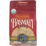 Lundberg Family Farms Organic California Brown Basmati Rice - 2 Lb - PACK OF 18