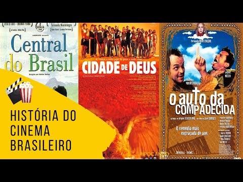 O Cinema Brasileiro / Pornochanchada, retomada e grandes sucessos