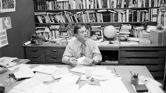 Ben Bradlee, Editor Who Directed Watergate Coverage, Dies at 93