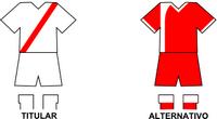 Uniforme Selección Lambareña de Fútbol