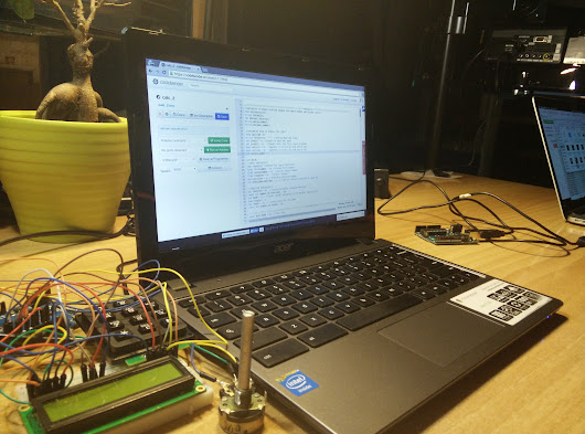 Program Your Arduino from Your Chromebook | Make: