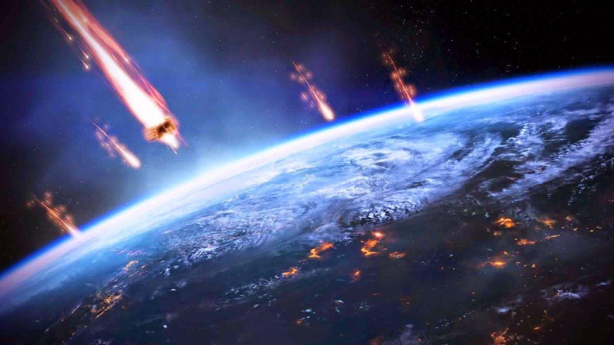 La NASA averti qu'un essaim d'astéroïdes géants se dirige vers la Terre