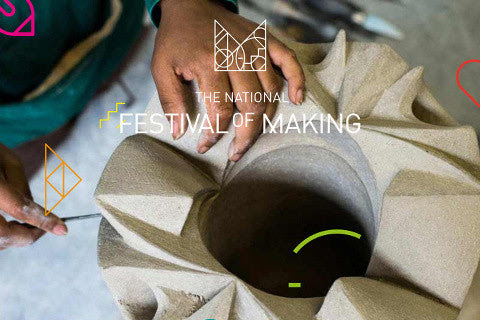 Event Alert: The National Festival of Making, Blackburn, 6th-7th May