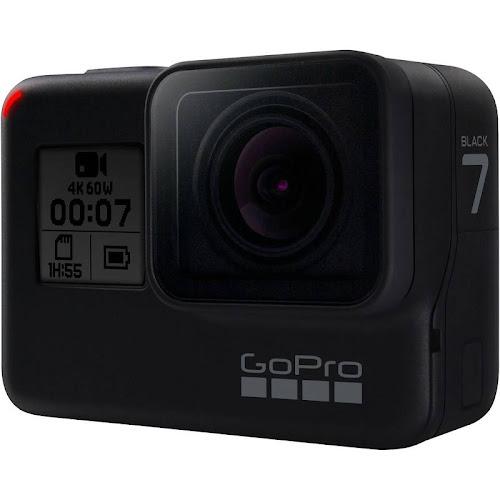 GoPro Hero7 Black Camera with 32GB SD Card