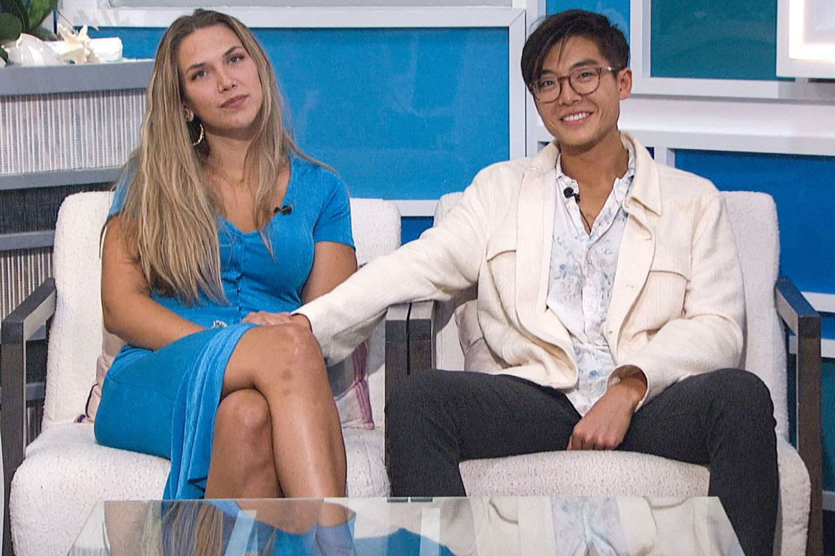 'Big Brother' stars Derek Xiao and Claire Rehfuss are dating