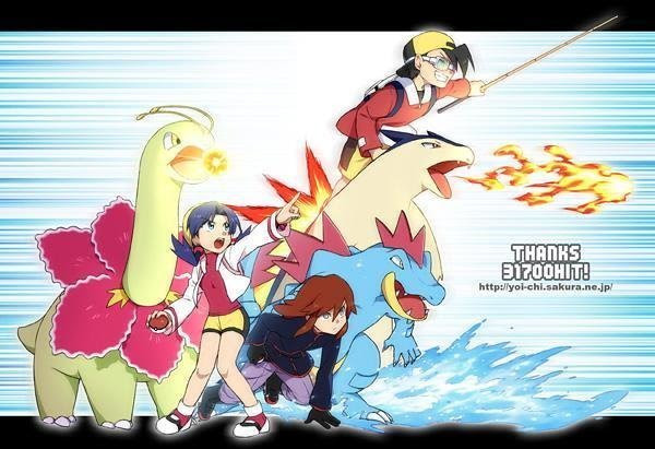 Pokémon Adventures  Pokémon Adventures Photo 9347397