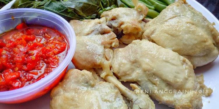 Resep Ayam Pop Padang #pr_recookrancakbana Oleh Renie Wisra