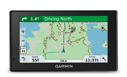 Application and Features of Garmin GPS