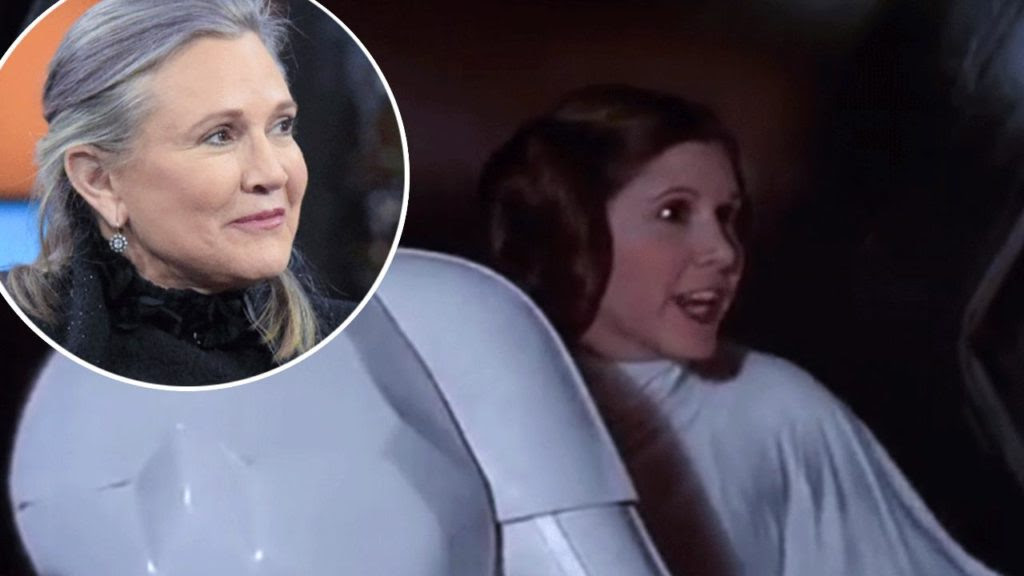 Carrie Fisher Best Know As Princess Leia Dead At 60 May The Force