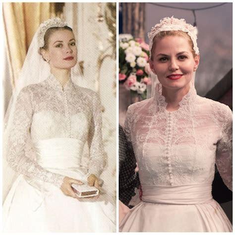 Grace Kelly Princess of Monaco/ Emma OUAT. Same Wedding