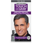 Just For Men Touch of Gray Hair Color, Black T-55