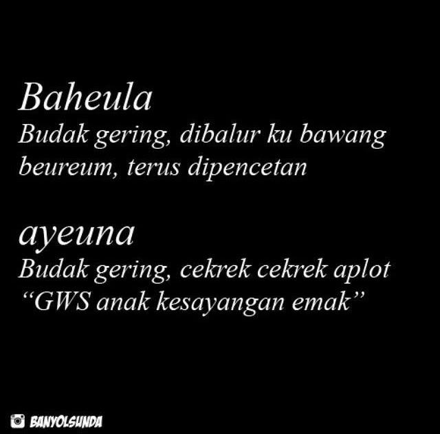 Kata Kata Mutiara Sunda Buhun | Kata Bijak