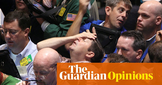 An economic recovery based around high debt is really no recovery | Larry Elliott | Business | The Guardian