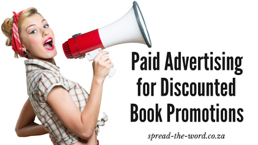Paid Advertising for Discounted Book Promotions - Spread-The-Word