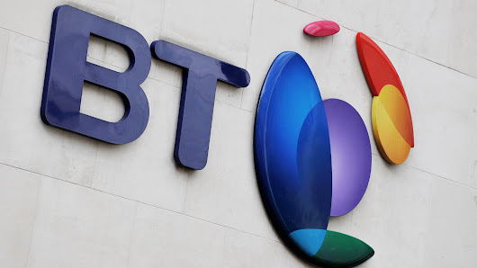 BT Broadband outage leaves thousands across the UK struggling to access the internet