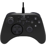 HORI Nintendo Switch Controller Wired HORIPAD Officially Licensed by Nintendo