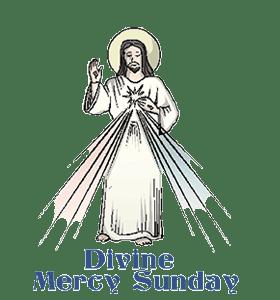 Image result for divine mercy sunday