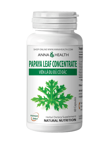 Papaya Leaf Concentrate