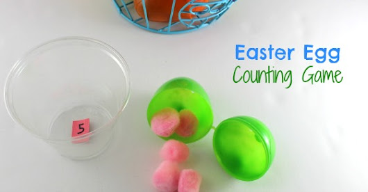Easter Egg Counting Game | Inspiration Laboratories
