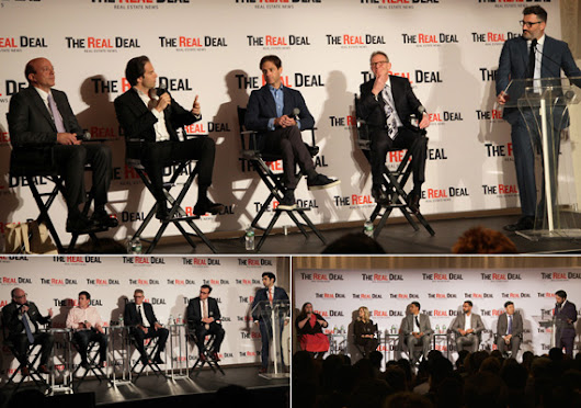 Couldn't make it to The Real Deal's NYC event? Too bad – here's what you missed - The Real Deal Magazine - Drexel Mortgage