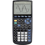 Texas Instruments - TI-83 Plus Graphing Calculator - Blue