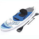 Bestway Hydro-Force Inflatable Stand Up Paddle Board Sup Oceana - 10 ft.