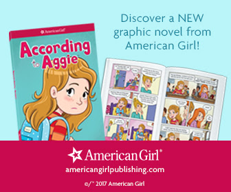 Discover a NEW Graphic Novel from American Girl!