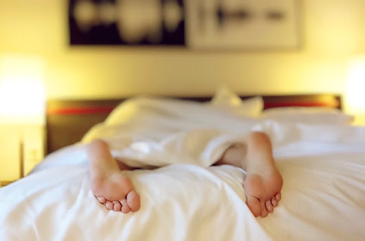 5 Amazing Things that Happen when you Sleep - The Think Fit Food Family