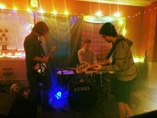The American Wilderness, psychedelic indieness, Jan 11, Naked Bean, Shreveport by trudeau