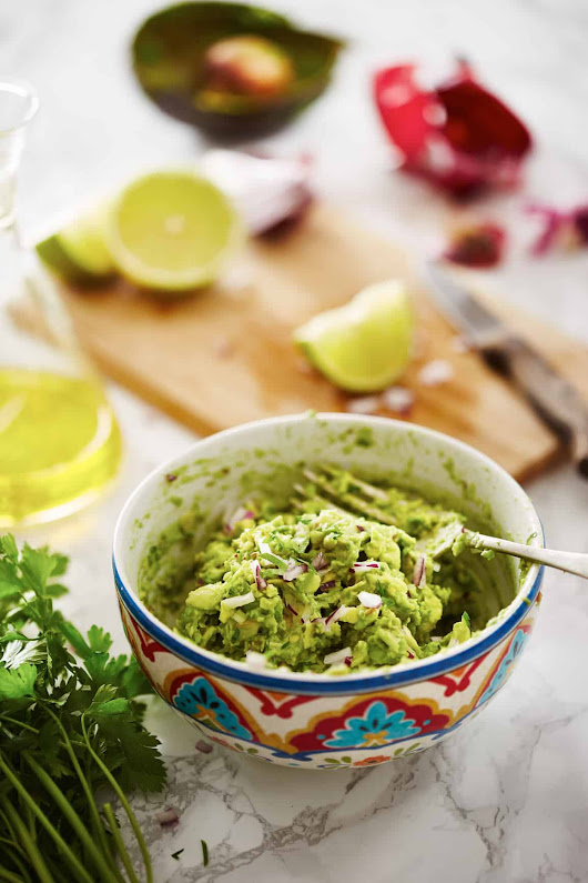 3 Healthy Mexican Dip Ideas for Your Next Fiesta Party