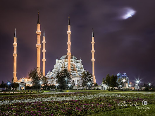 Sabancı Central Mosque by Ellen Yeates on YouPic