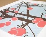 Winter Apples print