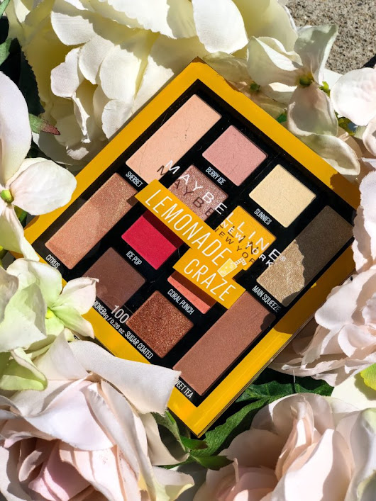 Is the Maybelline Lemonade Craze Palette Brown Girl Friendly? | Fancieland