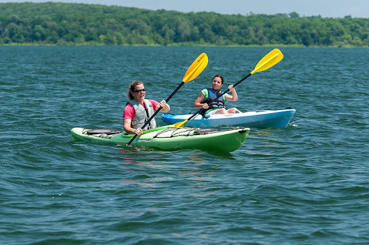 Learn2 Paddle | Missouri State Parks