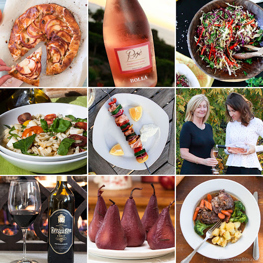 Weekend Bites - Most loved Recipes and Wines from 2014