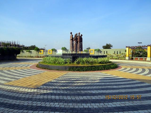 Welcome Boulevard at Mont Vert Vesta, Urawade Pirangut, Goan Fiesta 15th & 16th December 2012